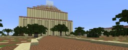 1:1 Scale Ancient Babylon Minecraft Map & Project