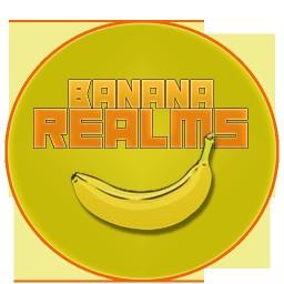 BananaRealms Minecraft Server