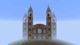 Cathedral of Qryzteria Omelyzia Minecraft Map & Project