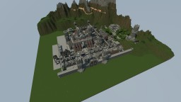 Stoneheart-Fantasy City WORK IN PROGRESS Minecraft Map & Project
