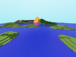 Volcanic Cove Minecraft Map & Project