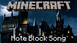 Minecraft Note Block Song: Harry Potter: Hedwig's Theme Minecraft Map & Project