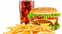 Fast Food Mod - Burgers, Fries, and Cola