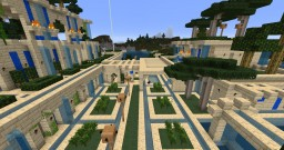 Island Minecraft Map & Project