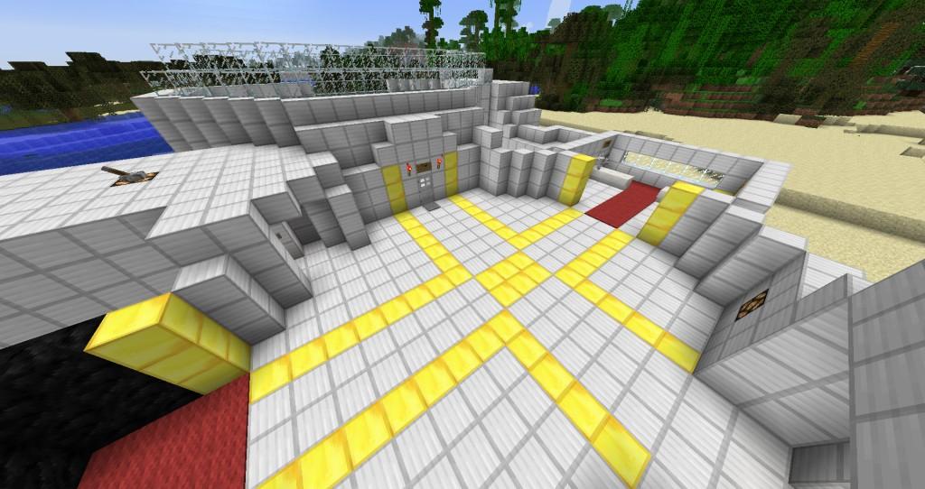 Dr Trayaurus Lab Minecraft Project