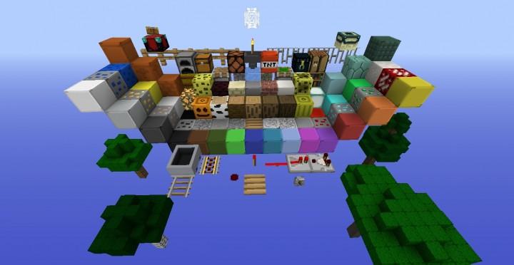 Lots of blocks!