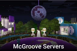 McGroove - Semi-Vanilla Survival Minecraft Server