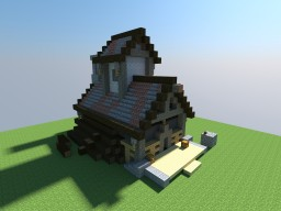 Medieval Build Chunks 1. Minecraft Project