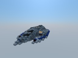 Mojave Class Runabout Minecraft Map & Project