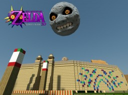 Zelda - Majora´s Mask [1.8+] New World-Download available! 08-06-15 Minecraft Map & Project