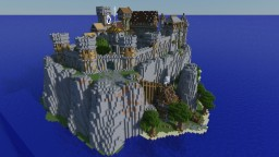 Castle spawn (Giveaway) Minecraft Project