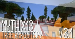 - Mythix13 Tree Repository V3.1 - Schematic and BO2 files included - Minecraft Project