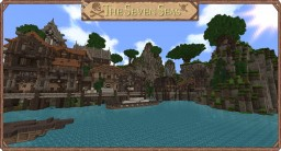 The Seven Seas : A Pirate resource pack [Development stopped] Minecraft