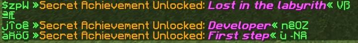 Secrets Achievement
