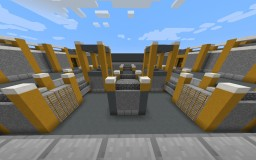 PvP Teams Minigame Minecraft Map & Project