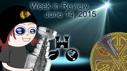 Week in Review - Week of June 14, 2015