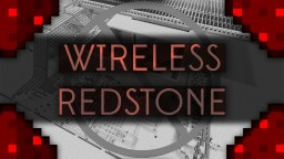 Wireless Redstone in vanilla minecraft [Only one Commandblock] Minecraft Project