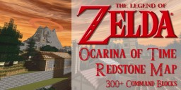 Ocarina of Time in Minecraft [700+ Command Blocks!]