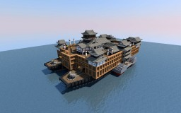 Steam Atake Minecraft Map & Project