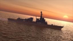 Breeze class destroyer