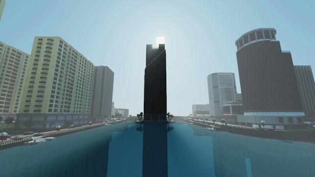 BATTLEFIELD 4 - Siege of Shanghai ] In Minecraft ! Minecraft
