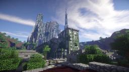 Post Apocalyptic City Minecraft Map Minecraft