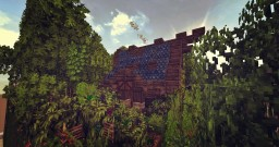Medieval Forest House Minecraft Map & Project