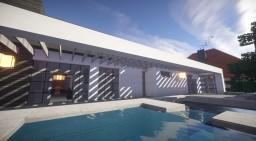 Hawk's Ridge , Modern , 4 Bedroom , 1 Story Minecraft Map & Project