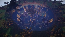Witch's swamp. Minecraft Map & Project
