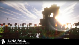 Luna Falls Resource Pack [512 x 512 - Minecraft 1.8.7]