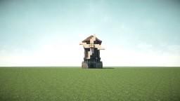 Windmill #1 Minecraft Map & Project