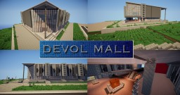 DEVOL MALL - Infinite Architects Society Minecraft Map & Project