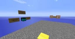 Sky Parkour V2 Minecraft Map & Project