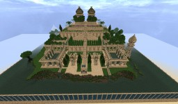 Mesotopia Minecraft Map & Project