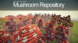 Mushroom repository Minecraft Project