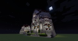 Three villas Minecraft Map & Project