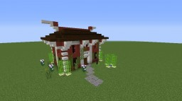 Small Building Impression of me (Medival Buildings) Minecraft Map & Project