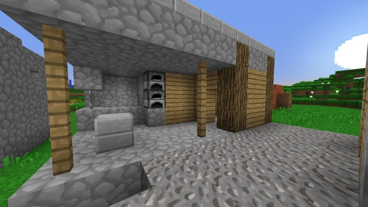 how to use xray texture pack