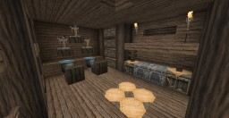 Faction Base Survival Minecraft Map & Project