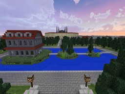 Aincrad SAO RPG - Updated Minecraft Map & Project