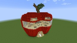 Apple House Minecraft