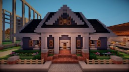 Craftsman House Minecraft Project