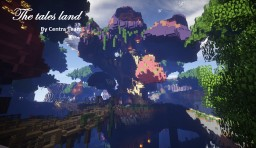 The Tales Land Minecraft Map & Project