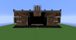 [RE-Upload From Last Account] Ultra Music Festival Miami 2015 Minecraft Map & Project