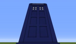 Doctor Who tardis In Minecraft Minecraft Map & Project