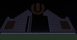 Ultra Music Festival 2013 Mainstage Minecraft Map & Project