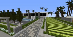 Modern House - Huntingtion Jedi Texture - Andyisyoda's Server Minecraft