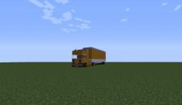 Euro Truck Simulator 2 Scania Minecraft Project