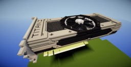 GTX TITAN Z Graphic Card In Minecraft ! Minecraft