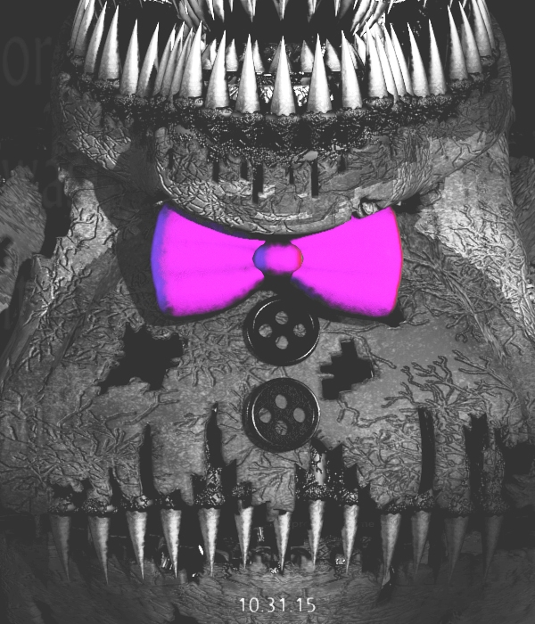 Fnaf 4 the belly animatronic with crying child